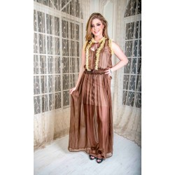 long dress Chiffon