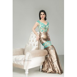 dress green with gold